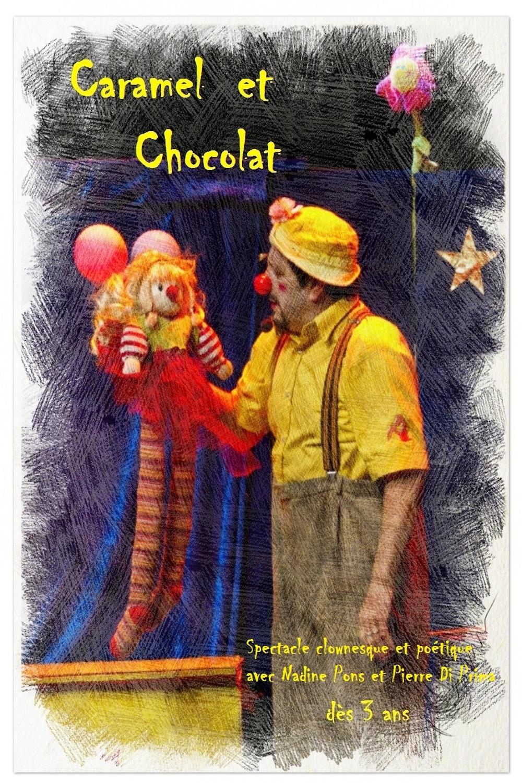 caramel chocolat spectacle jeune public