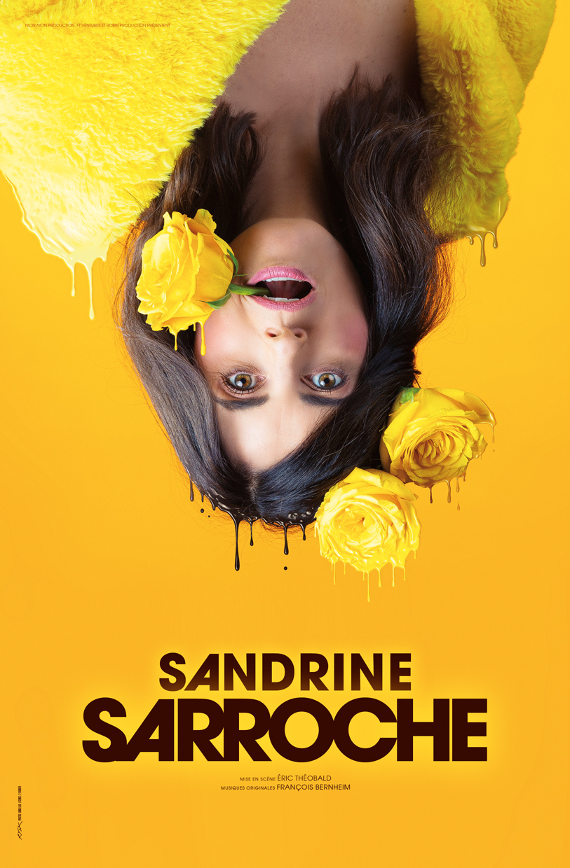 Sandrine Sarroche Montpellier Humour