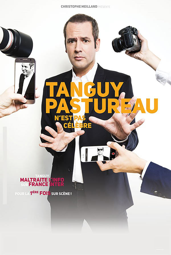 Tanguy Pastureau Humour Montpellier