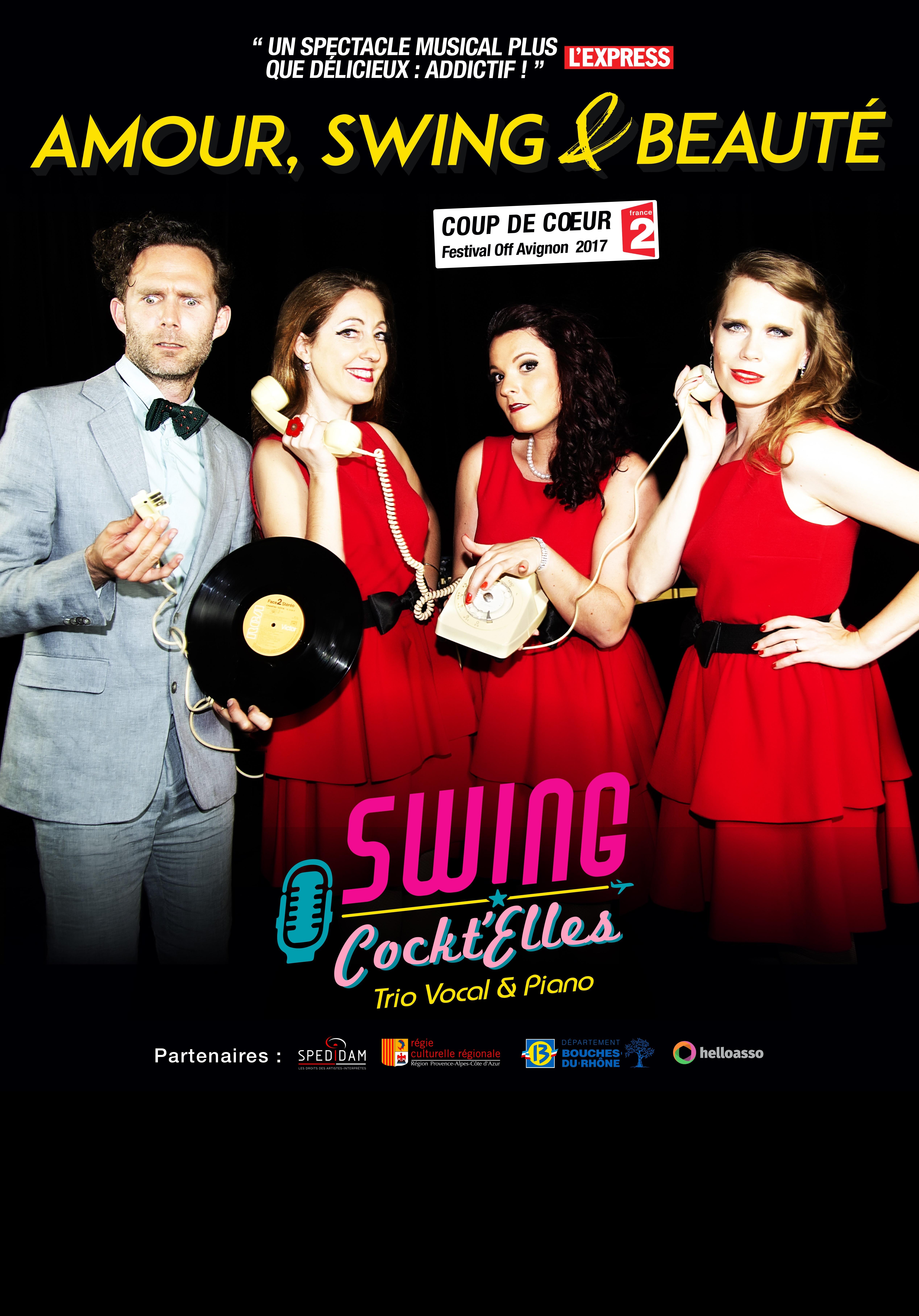 Swing Cockt'elle Humour